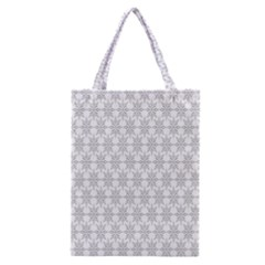Ornamental Decorative Floral Classic Tote Bag by Nexatart