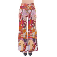 Abstract Abstraction Pattern Modern Pants by Nexatart