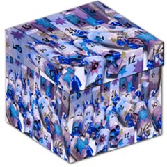Advent Calendar Gifts Storage Stool 12