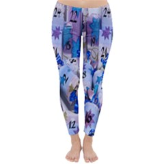 Advent Calendar Gifts Classic Winter Leggings