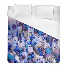 Advent Calendar Gifts Duvet Cover (full/ Double Size)