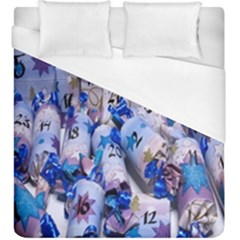 Advent Calendar Gifts Duvet Cover (king Size)