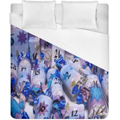 Advent Calendar Gifts Duvet Cover (california King Size)