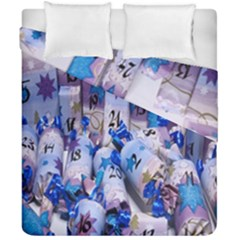 Advent Calendar Gifts Duvet Cover Double Side (california King Size)