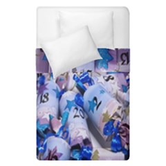 Advent Calendar Gifts Duvet Cover Double Side (single Size)