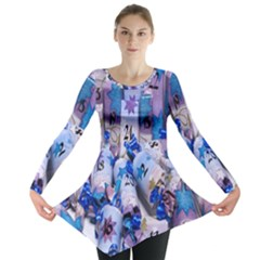 Advent Calendar Gifts Long Sleeve Tunic