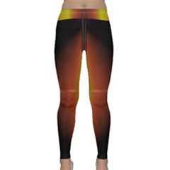 Abstract Painting Classic Yoga Leggings