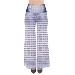 Binary Computer Technology Code Pants