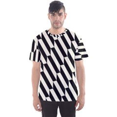 Hide And Seek Malika Men s Sport Mesh Tee
