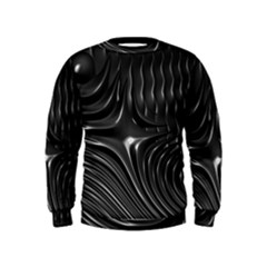 Fractal Mathematics Abstract Kids  Sweatshirt