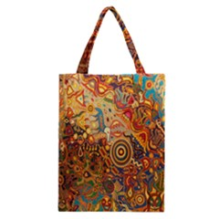 Ethnic Pattern Classic Tote Bag