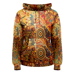 Ethnic Pattern Women s Pullover Hoodie