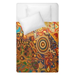 Ethnic Pattern Duvet Cover Double Side (single Size)