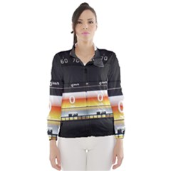 Interior Car Vehicle Auto Wind Breaker (women)