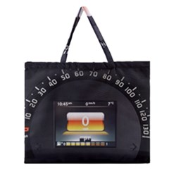 Interior Car Vehicle Auto Zipper Large Tote Bag