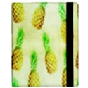 Pineapple Wallpaper Vintage Samsung Galaxy Tab 10.1  P7500 Flip Case View3