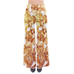 Golden Crystals Pants by Brittlevirginclothing