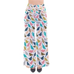 Colorful Birds Pants by Brittlevirginclothing