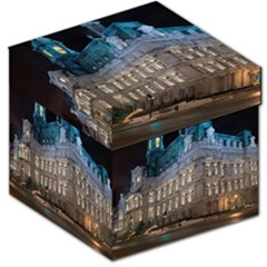 Montreal Quebec Canada Building Storage Stool 12   by Nexatart