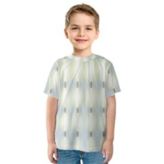 Lights Kids  Sport Mesh Tee