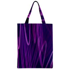 The Background Design Zipper Classic Tote Bag by Nexatart