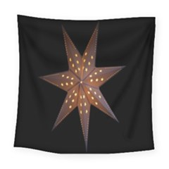 Star Light Decoration Atmosphere Square Tapestry (large)