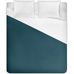 Blue Texture Duvet Cover (california King Size) by Valentinaart