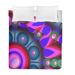 Abstract Digital Art  Duvet Cover Double Side (full/ Double Size)