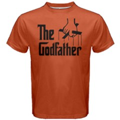 The Godfather   Men s Cotton Tee