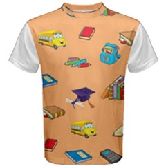 School Rocks! Men s Cotton Tee by athenastemple