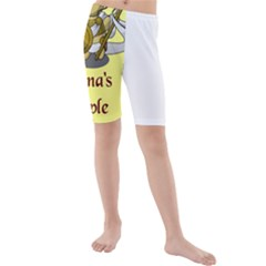 Athena s Temple Kids  Mid Length Swim Shorts by athenastemple