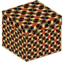 Kaleidoscope Image Background Storage Stool 12   by Nexatart