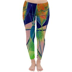 New Form Technology Classic Winter Leggings by Nexatart