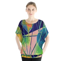 New Form Technology Blouse by Nexatart