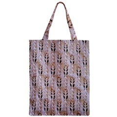 Jared Flood s Wool Cotton Zipper Classic Tote Bag
