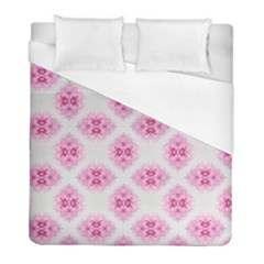 Peony Photo Repeat Floral Flower Rose Pink Duvet Cover (full/ Double Size)
