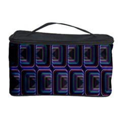 Psychedelic 70 S 1970 S Abstract Cosmetic Storage Case by Nexatart