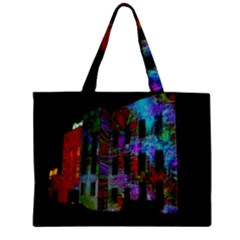 Science Center Zipper Mini Tote Bag by Nexatart