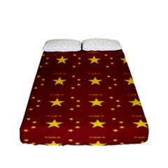 Chinese New Year Pattern Fitted Sheet (Full/ Double Size)