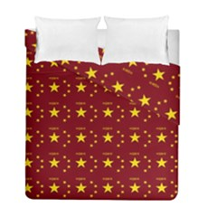 Chinese New Year Pattern Duvet Cover Double Side (Full/ Double Size)