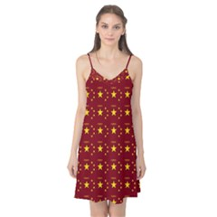 Chinese New Year Pattern Camis Nightgown