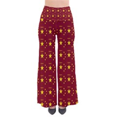 Chinese New Year Pattern Pants