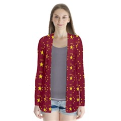 Chinese New Year Pattern Cardigans