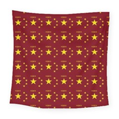 Chinese New Year Pattern Square Tapestry (Large)