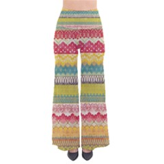 Colorful Bohemian Pants by Brittlevirginclothing