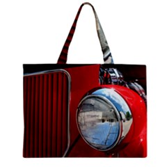 Antique Car Auto Roadster Old Zipper Mini Tote Bag by Amaryn4rt