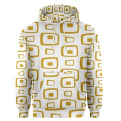 Plaid Gold Men s Pullover Hoodie
