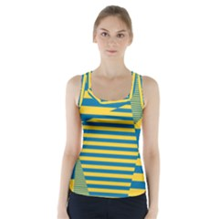 Prime Line Racer Back Sports Top