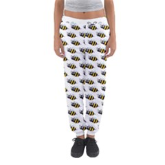Wasp Bee Eye Fly Line Animals Women s Jogger Sweatpants