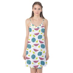 Summer Fruit Watermelon Water Guava Onions Camis Nightgown